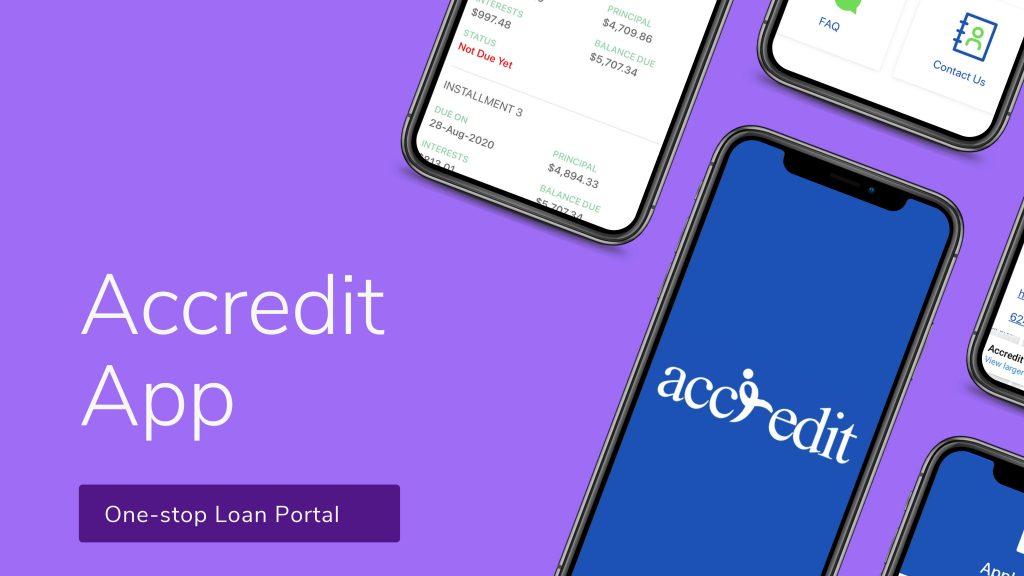 Accredit Loan Portal 1