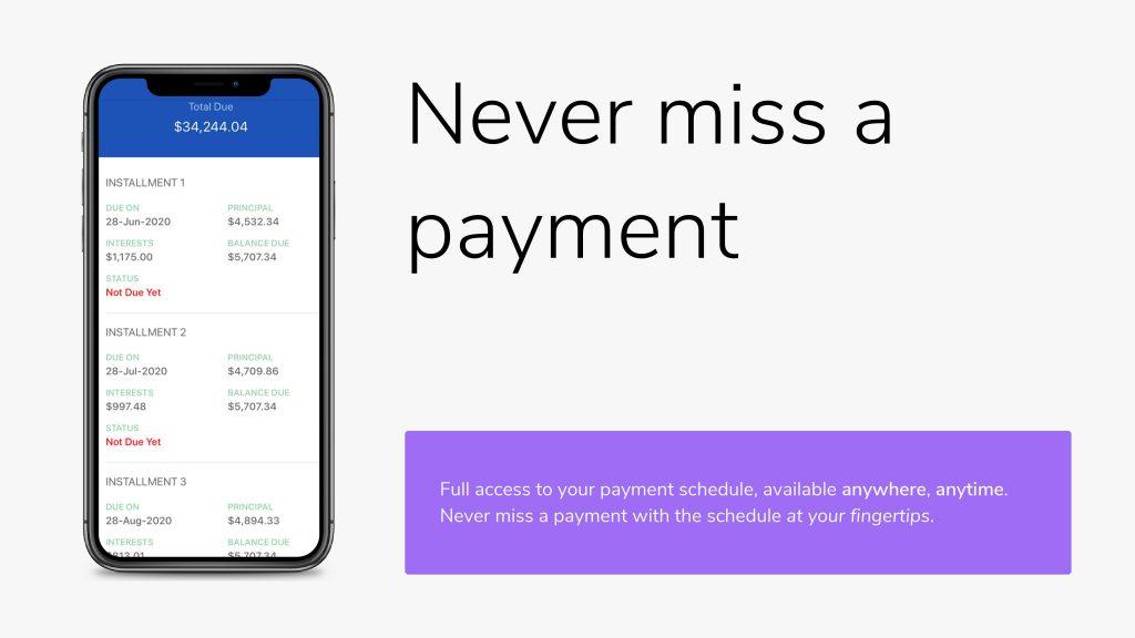 Accredit Loan Portal 4